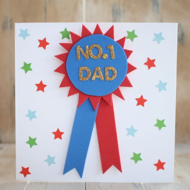 40 Thoughtful Diy Father S Day Cards Diy Father S Day Cards Fathers Day Crafts Happy Fathers Day Cards