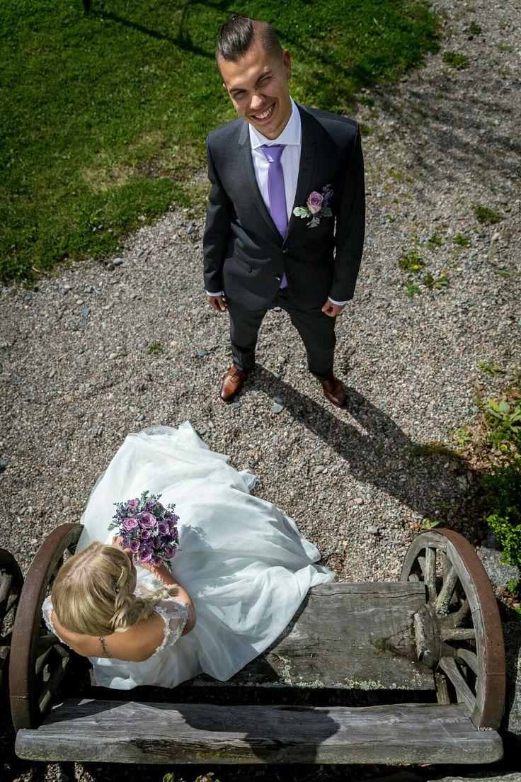 Wedding of Sara & Joakim 2016