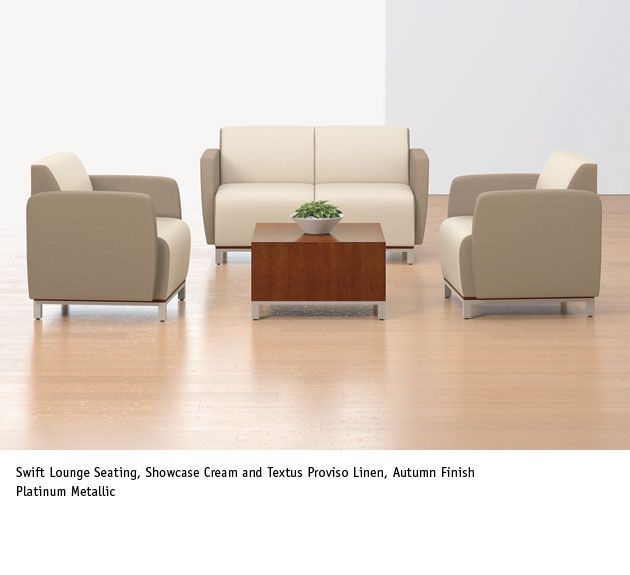 National office furniture swift lounge seating for Furniture nation