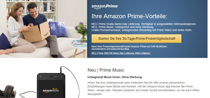 Amazon Prime - Was bringt es mir? | jogi-testet.de