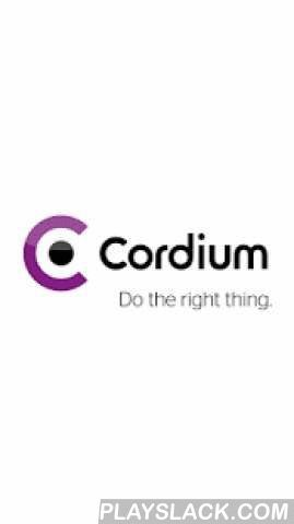 Cordium  Android App - playslack.com ,  This powerful new App has been developed by the team at Cordium to give you key financial information, tools, features and news at your fingertips, 24/7.Keep track of your important business miles with the App using the in-built mileage tracker. What's more you can export these 'trips' to us anytime. Photo Receipt Manager – thanks to this great feature you won't need to pile up those receipts. You can simply photograph a receipt, categorise it and…