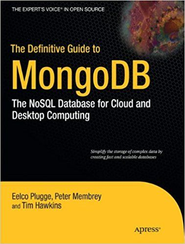 Download The Definitive Guide To Mongodb Book Pdf It Ebooks