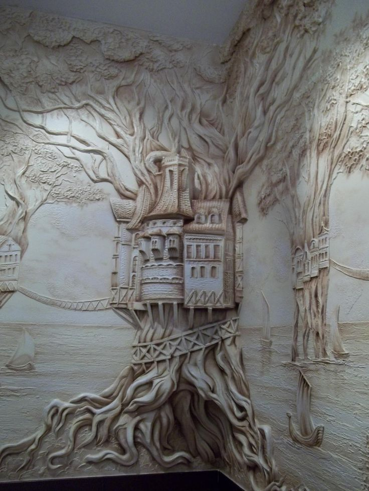 136 best drywall art/ relief images on Pinterest | Plaster ...