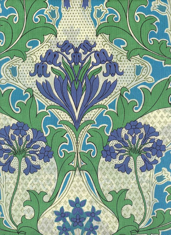 Liberty of London Tana Lawn fabric Fat Quarter fq by MissElany, $7.95
