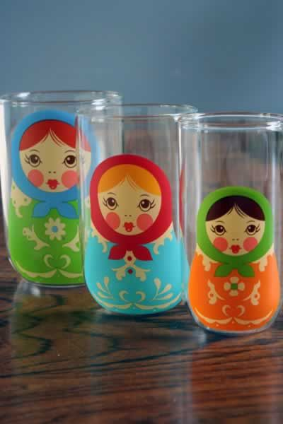 you can purchase us at the Izba store in Minneapolis, at The Museum of Russian Art!!! Aren't we cute!!!