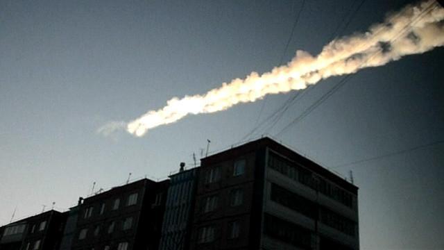 Así cayó la lluvia de meteoritos en Rusia - BBC Mundo - Video y Fotos