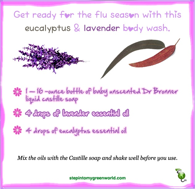 ☛ Get your body ready for the flu and cold season the natural way.