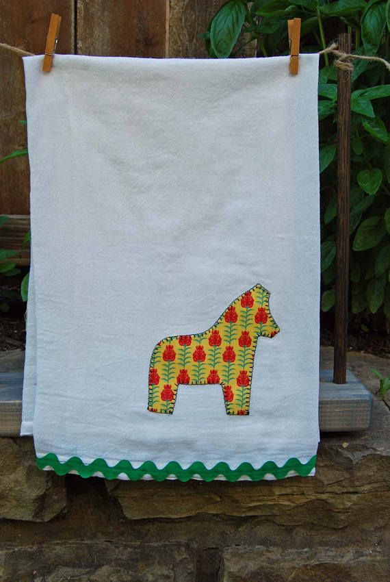 Dala Horse Dishtowels!  https://www.etsy.com/listing/538584393/dala-horse-dish-towel-for-kitchen-with?ref=shop_home_active_23