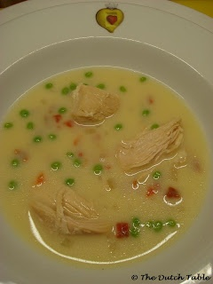 The Dutch Table: Koninginnesoep (Dutch Queen's Soup)