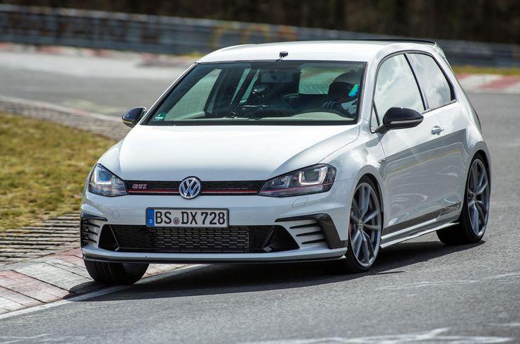 Image for Volkswagen Golf GTI Clubsport S Mobile Wallpaper