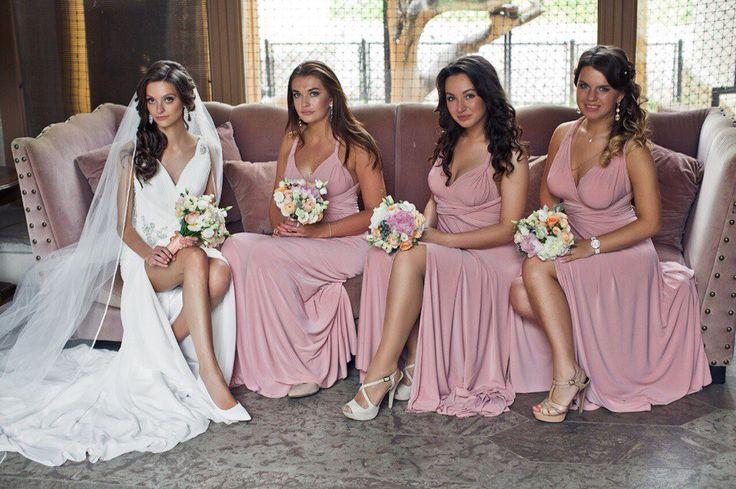 Свадьба  трансформер для подружек невесты