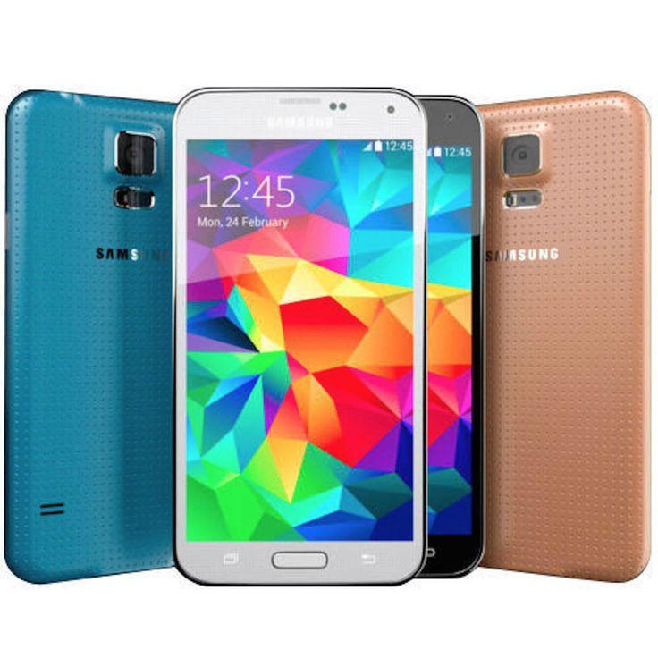 samsung galaxy s5 colors verizon. samsung galaxy s5 sm-g900v 16gb verizon + gsm unlocked black white gold blue colors i