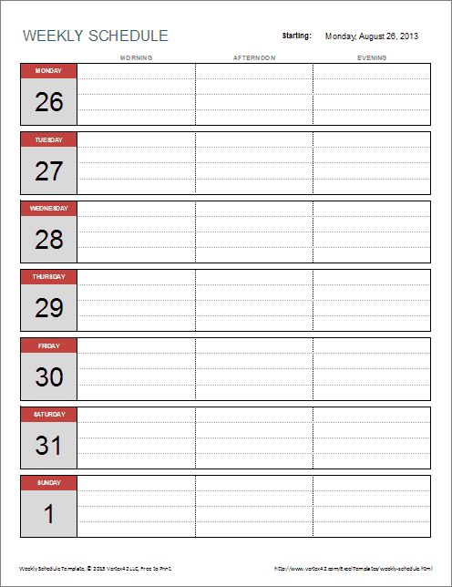 Best 25+ Weekly schedule template excel ideas on Pinterest Excel - shift schedule template