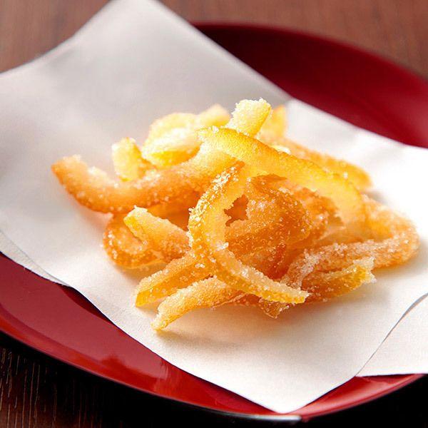 しっとりした蜜を含ませたほろ苦い風味の柚子皮のお菓子。【とこよ×2箱(VYN-18)】