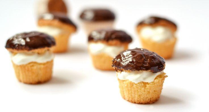 Indiáner muffin recept