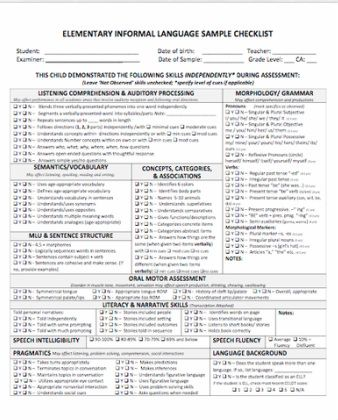 Top  Best Kindergarten Assessment Checklist Ideas On