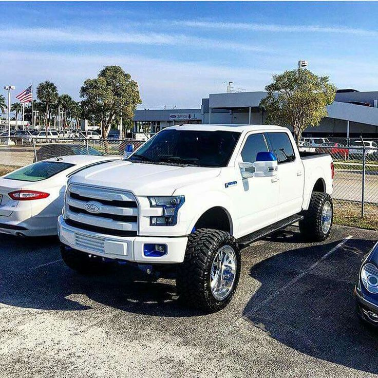 108 Best Images About Ford Lifted Trucks On Pinterest