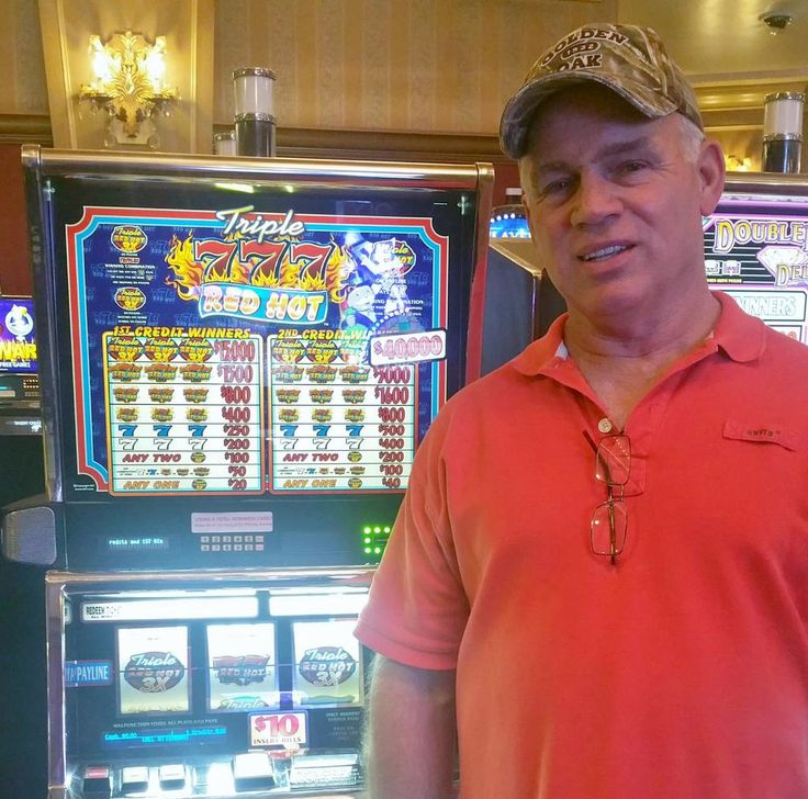 "urcomped: ""Charles picked up a $14,000 #jackpot playing #TripleRedHot7S @Horseshoe_BC #UrJackpots #UrWinning """
