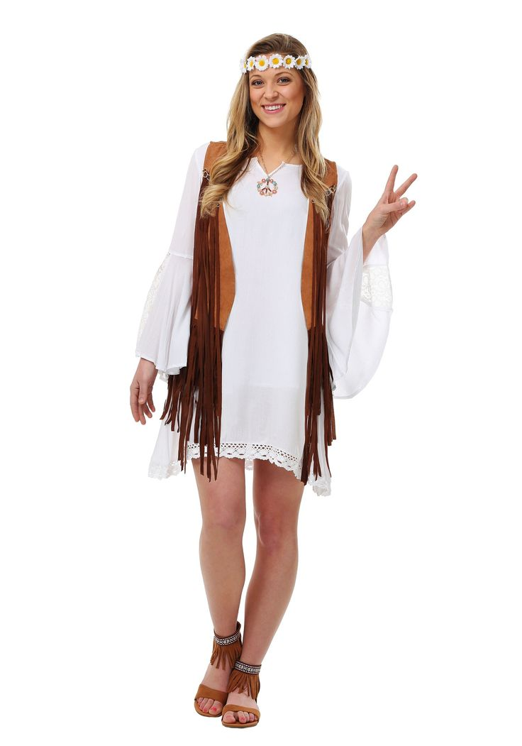 Long dress hippie ideas