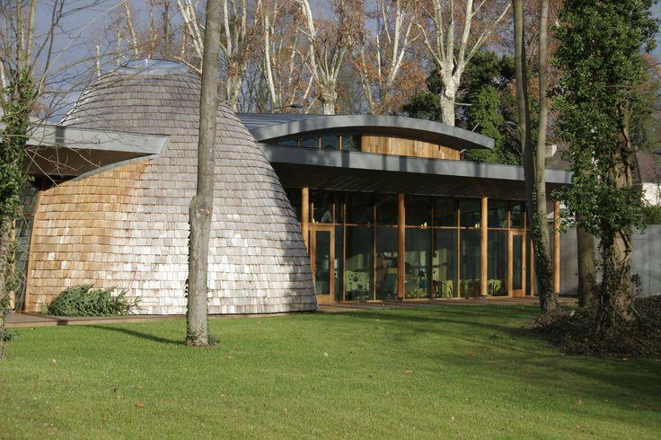 Nursery - Council of Europe / ART & BUILD ARCHITECT
