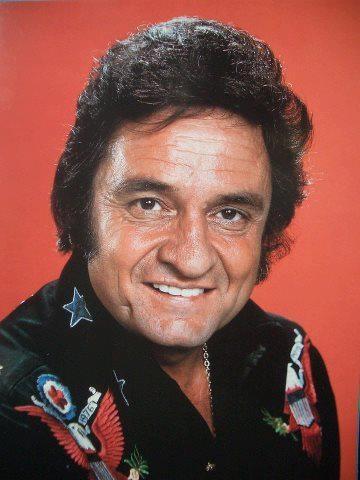 Johnny Cash looks like my stepdad.