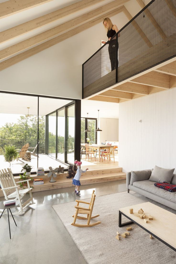 Paramount – la SHED architecture — Maxime Brouil…