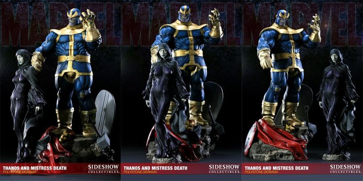 Marvel Sideshow_Thanos...