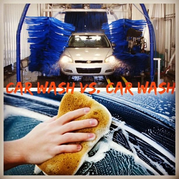 20 best automotive life images on pinterest autos car stuff and automatic car wash or hand wash which do you choose for your car solutioingenieria Choice Image