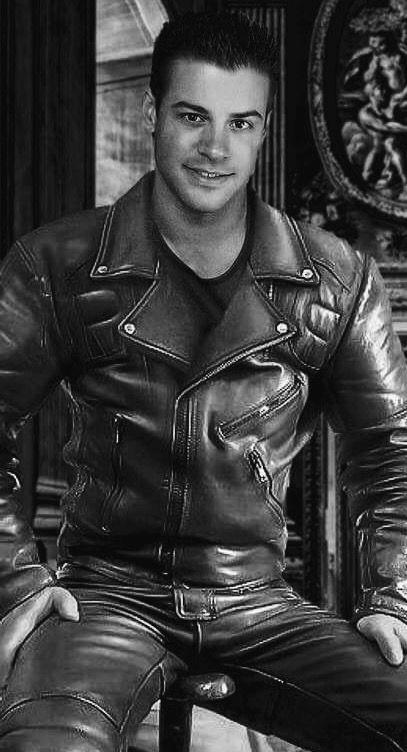 Flannel Motorcycle Jacket >> 6031 besten Boys in Leather Bilder auf Pinterest ...