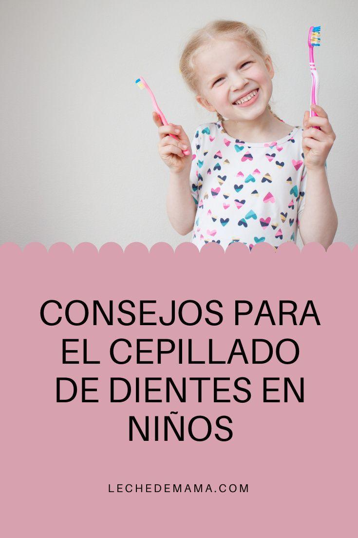 Cuando Comenzar A Cepillar Los Dientes En Los Bebés Dientes De Bebe Cepillado Cepillado Dental