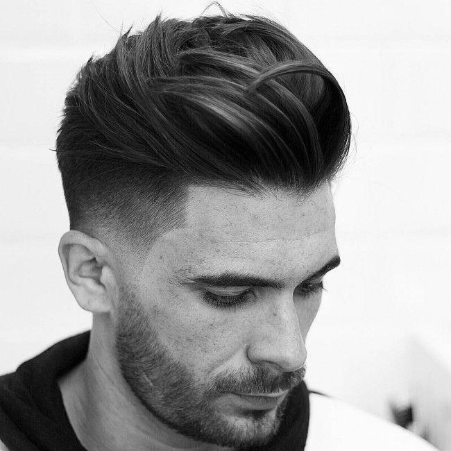Top 100 des coiffures homme 2018