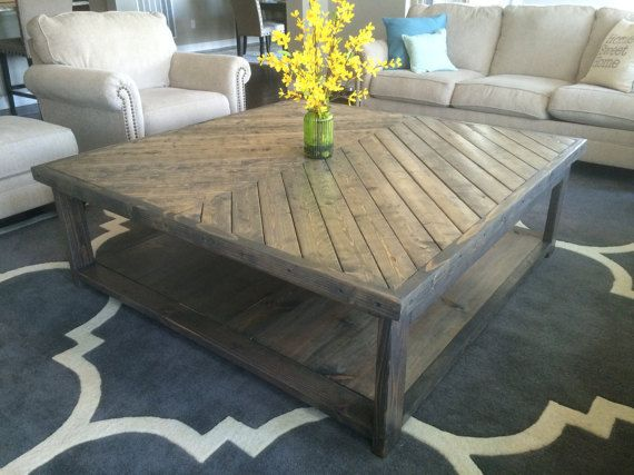 25 best ideas about chevron coffee tables on pinterest