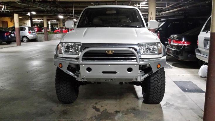Toyota Tacoma Tool Box >> CBI hybrid front bumper $699 plus about $150 shipping ...