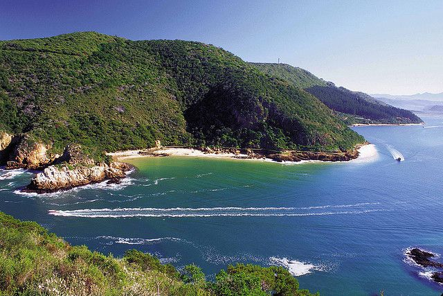 Knysna Heads - South Africa by South African Tourism, via Flickr