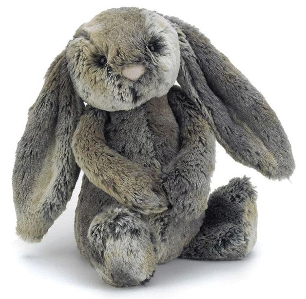 Jellycat: Bashful Bunny - Cottontail ~ Small