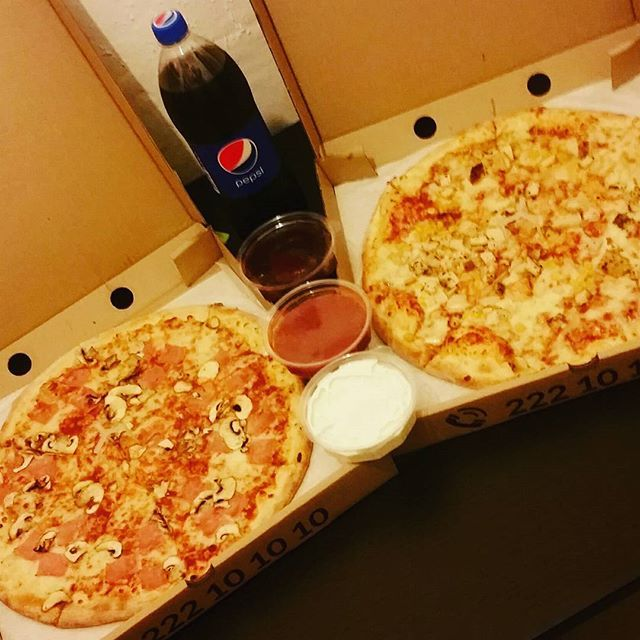 #pizza #instagram #box #italy #dominium