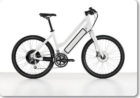 Stromer with Lady frame
