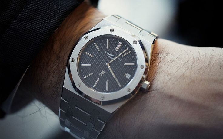 Audemars Piguet Early Ref 5402 Royal Oak A-Series - Visuel Copyright Eric Yang