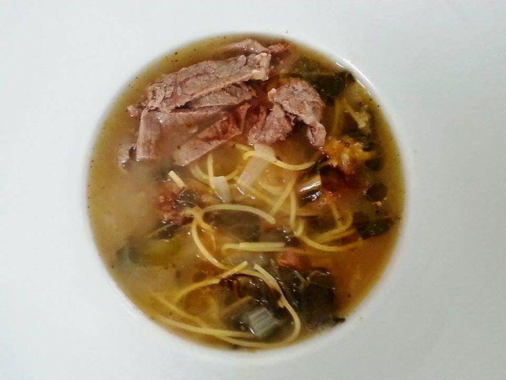 Cibocreativo: Super zuppa. In collaborazione con Ama Terra