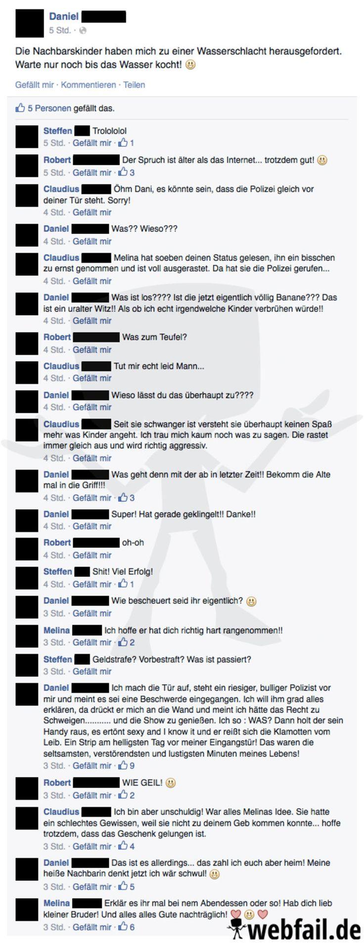 (2) Facebook-Fails: Bitte, lass diese Facebook-Nachrichten Fake sein - watson