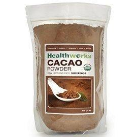 Healthworks Raw Organic Cacao Powder
