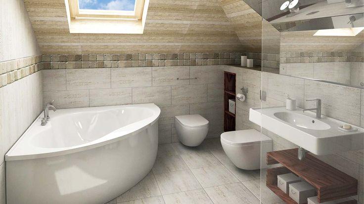 13 best Einrichten und Wohnen images on Pinterest Bathroom - badezimmer aufteilung neubau