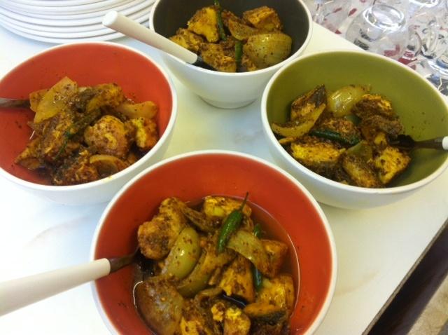 Fish Vindaye- Mauritian Dish