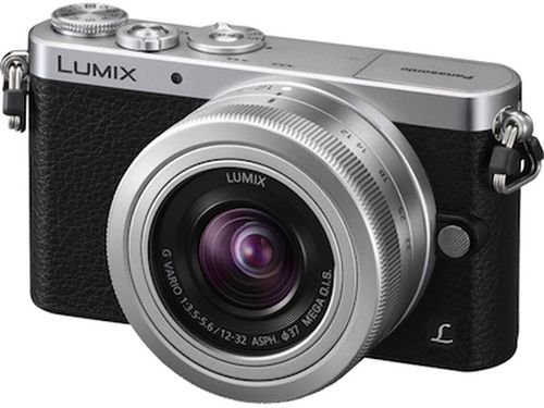 Lumix GM1 : le plus petit APN hybride