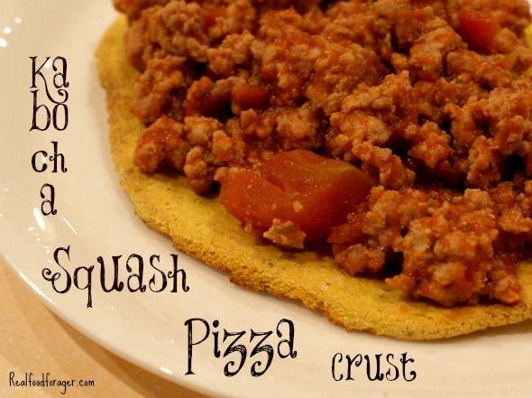 Recipe: Grain -Free Kabocha Pizza Crust (Paleo, SC…