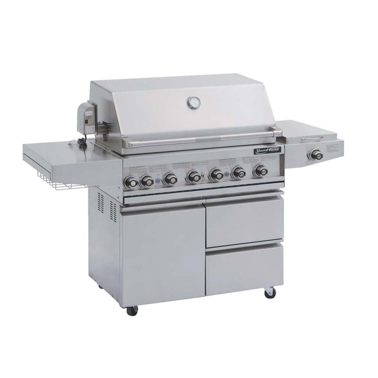 8 burners and an indoor lighting - perfect new grill AND on sale $2299