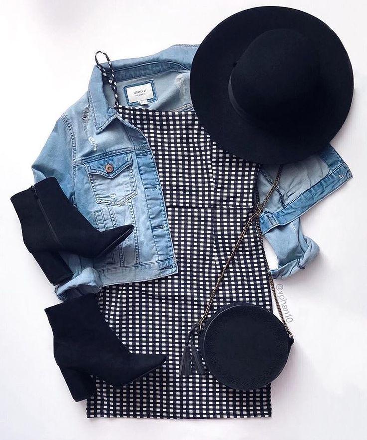 mode • outfits • kleidung • stiefel • stil • hüte • kleider • den
