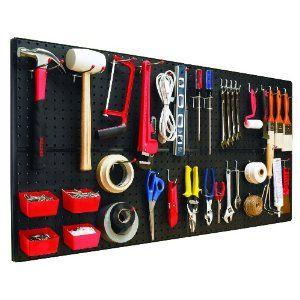 garage organization: Tools Organizations, Garage Organizations, Peg Boards, Peg A System Ultimate, Hardware 131588, Bulldogs Hardware, Garage Storage, Diy Projects, 131588 Peg A System