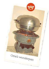 Met de Wonderpan bakt u heerlijke cake, taart en brood op uw fornuis. Geheel gemaakt volgens het principe uit grootmoeders tijd, met binnen-en buitenpan. En met een heel glazen deksel! De wonderpan is geproduceerd uit dik aluminium. De diameter van de binnenpan is 26 cm. De Wonderpan is geschikt voor alle warmtebronnen, dus ook inductie en petroleumstel. Bij de wonderpan wordt een klein boekje met handleiding en een aantal recepten meegeleverd.  De wonderpan wordt geleverd incl…