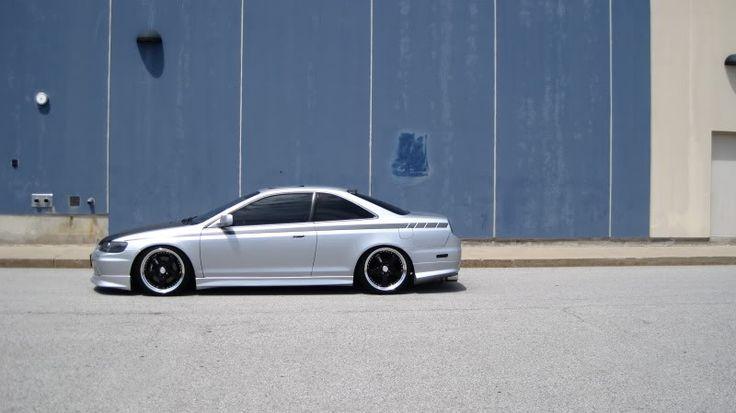 customized honda accord coupe 2002 - Google Search
